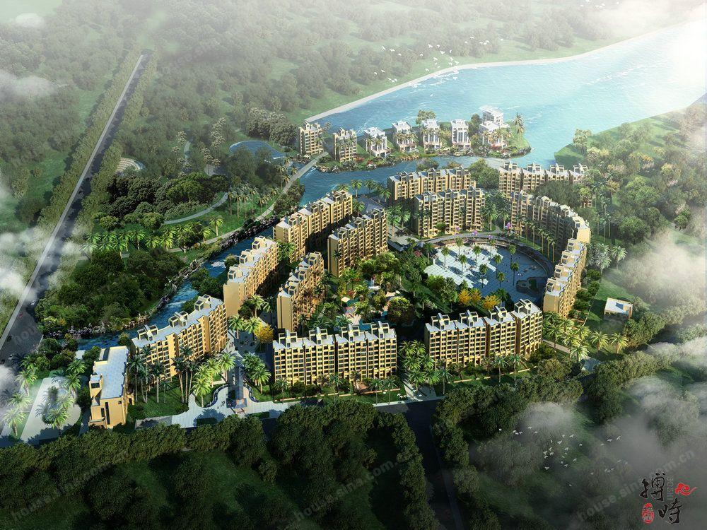海棠湾六和悦城-楼盘-三亚-公寓-现房-悦生活房产网