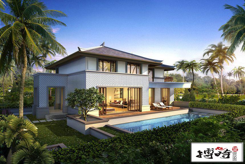 仁恒海棠湾大户型别墅在售 4100万起