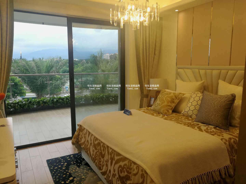 清凤椰林阳光-卧室样板间