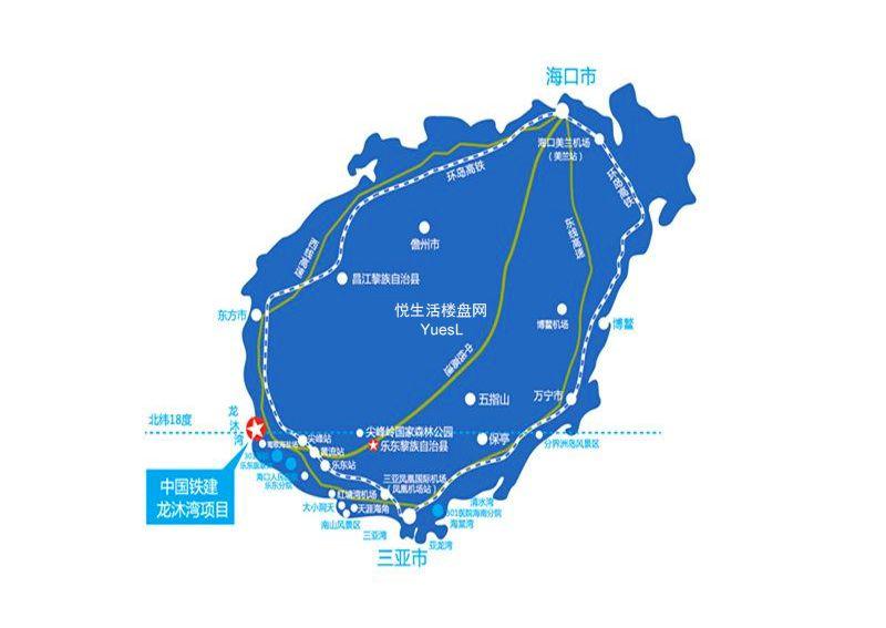 中国铁建龙沐湾一号
